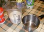 Lángos - Mérd ki a fél liter tejet!