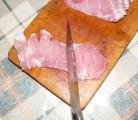 Rántott hús - Klopfold ki a hússzeleteket!