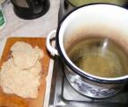 Rántott hús - Vidd a panírozott húsokat a forró olaj közelébe!