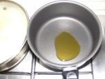 Gombás rakott káposzta - Önts olajat egy teflonlábosba a rizsnek!