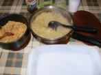 Gombás rakott káposzta - Készítsd az asztalra a kellékeket!