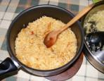 Gombás rakott káposzta - A lábosban felezd meg a rizset!