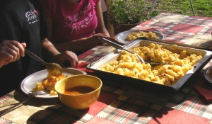 Császármorzsa - Lekvárral esszük!