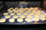 Szilveszter sütemény - A tele tepsi mehet a sütőbe!