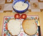 Tartalom - Márványsajtos krém