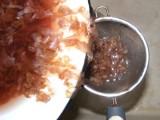 Petrezselymes újkrumpli - Szűrd át a héjas vizet egy teaszűrőn!