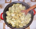 Tartalom - Petrezselymes újkrumpli