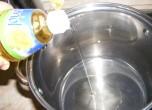 Zöldbableves - Önts olajat a fazékba!