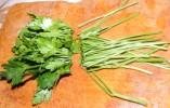 Zöldbableves - Vágd le a petrezselyemzöld szárait!