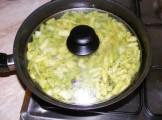 Párolt zöldbab - Fedő alatt párold!
