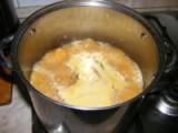 Savanyú krumplileves - Újraforrástól számítva még 3 percig főzd a levest a habarással!