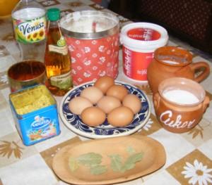 Savanyú tojásleves - Hozzávalók