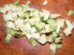 Tofus tortilla - A feldarabolt avokádó
