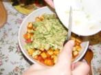 Tofus tortilla - Borítsd az avokádót a többi zöldséghez!