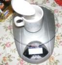 Fánk - 1 evőkanál cukor = 1,5 dkg