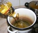 Fánk - Öntsd a fazékba az 1 liter olajat!