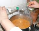 Savanyú krumplifőzelék - Tégy bele 1 evőkanál ecetet!