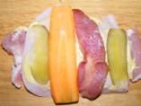 Sör-rolád - Tégy a sonkára 1 uborkát, 1 répát, 1 tarját, és még 1 uborkát!