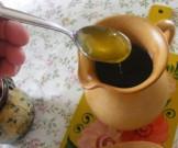 Csalán-menta tea - Újabb 10 perc múlva tégy bele 1 evőkanál mézet!