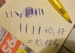 Baracklekvár - Összesen 10 vonás, + 0,17 kg = 10,17 kg barack.