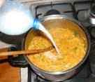 Tökfőzelék - Önts a főzelékhez 1 dl tejet!