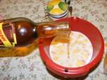 Őszibarack turmix - Önts hozzá egy kevés rumot!