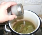 Szójabrassói - Fűszerezd a vizet 4 csipetnyi borssal!