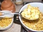 Szójabrassói - Szedd ki a krumplit, és csöpögtesd le róla az olajat!