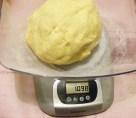 Pozsonyi patkó - Mérd le a meggyúrt tészta súlyát!
