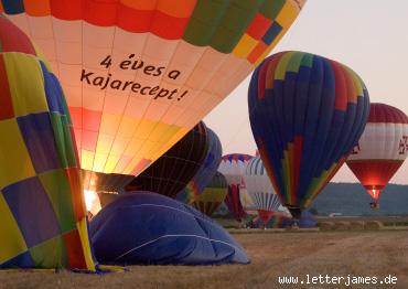 4 éves a honlap - Hőlégballon