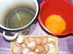 Piskótatorta eperrel - 9 tojás feltörve