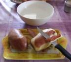 Rántott krumpli - Pucold meg a krumplikat!