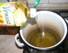 Rántott krumpli - Ha nem elég a használt olaj, önts frisset is a fazékba!