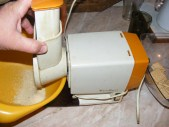 Epres krémtúró muffinformában - Daráld le a 10 dkg kekszet!