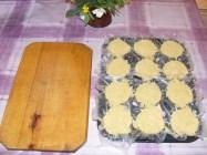 Epres krémtúró muffinformában - Vedd ki a muffinformát a hűtőből!