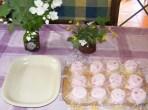 Epres krémtúró muffinformában - Készíts oda egy süteményestálat a túrótortácskáknak!
