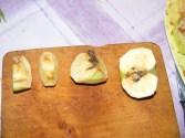Sajt-tekercs - Közben hámozd meg és felezd, negyedeld, nyolcadold az almát!