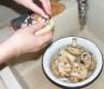 Quiche - francia pizza - Mosd meg a gombát!
