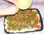Quiche - francia pizza - Szórd rá a maradék zöldet!