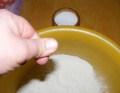 Rácsoa almatorta - Szórj a lisztbe egy csipet sót!