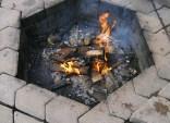 Slambuc - Ég a tűzön a nagy fadarab.