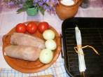 Zsályás csirkenyárs - Készítsd oda a nyársalás kellékeit!