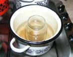 Bodzabogyószörp és bodzalekvár - Melegíts vízen egy üveget!