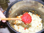 Karfiolleves - Zutty egy fakanál darált paprika!
