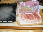 Lila hagymás kifli - Készítsd a kezed ügyébe a szeletelt bacont!