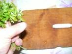 Sárgaborsó-főzelék - Tépj le vagy fél méter hosszú cérnát!