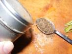 Sárgaborsó-főzelék - Végy egy kiskanálnyi egész köménymagot!