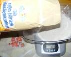 Olajbogyós kenyér - Mérj hozzá 15 dkg teljes őrlésű lisztet!