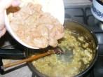 Kínai kaja - Borítsd a húst a serpenyőbe!