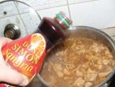 Kínai kaja - Locsolj rá egy kis bort!